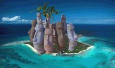 isola moai 400