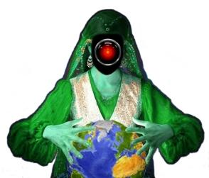 World 3, la fattucchiera elettronica