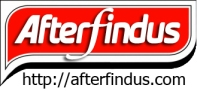 Afterfindus logo full