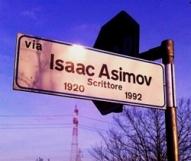 Isaac Asimov Road