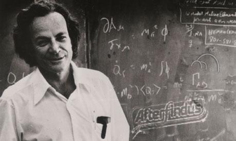 Feynman AF