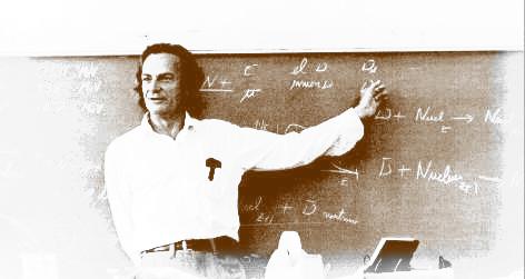 Feynman old