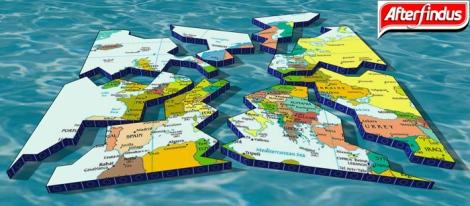 Uno scorcio d'Europa nelle miemutande